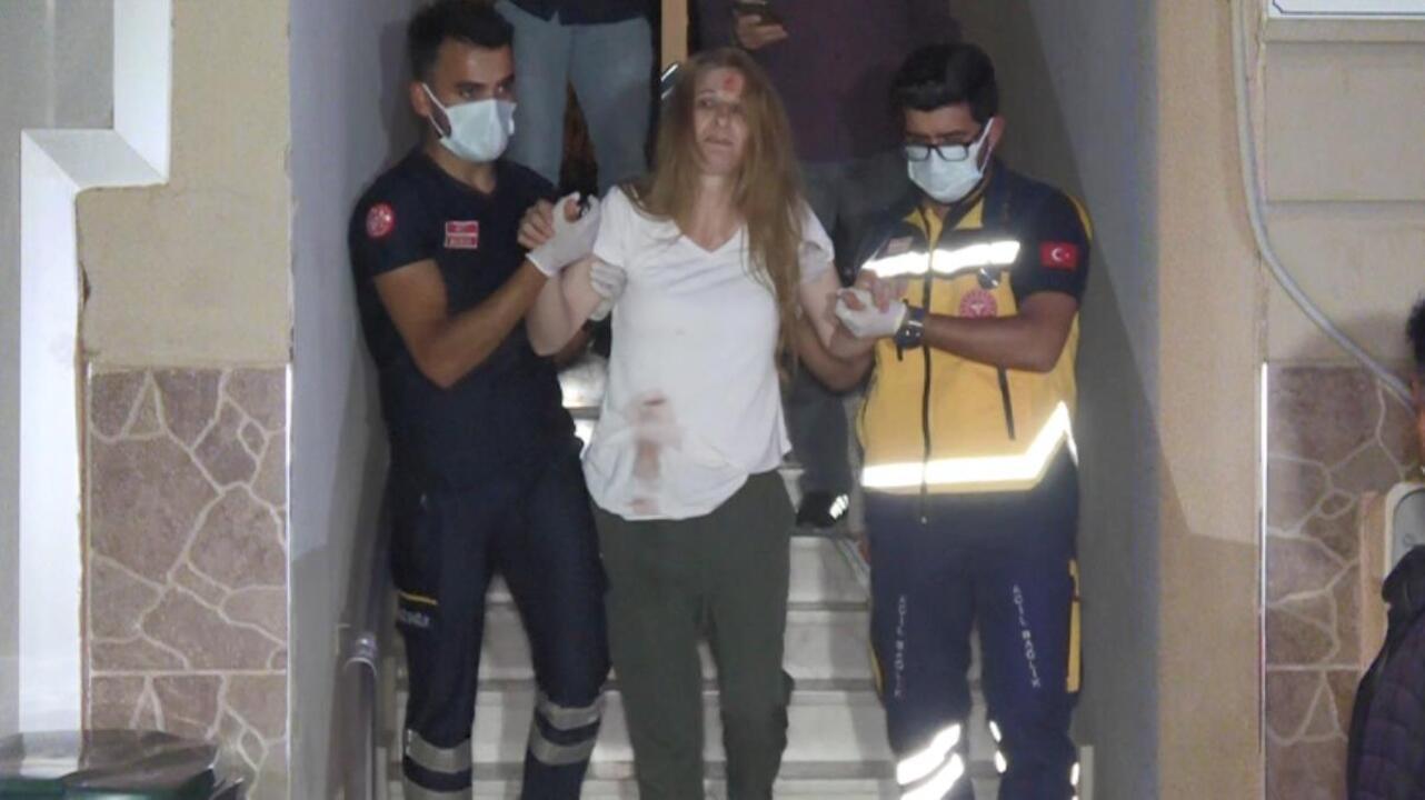 Bursa'da eve gire hırsız önce kadının kafasına vurdu, sonra bıçakladı