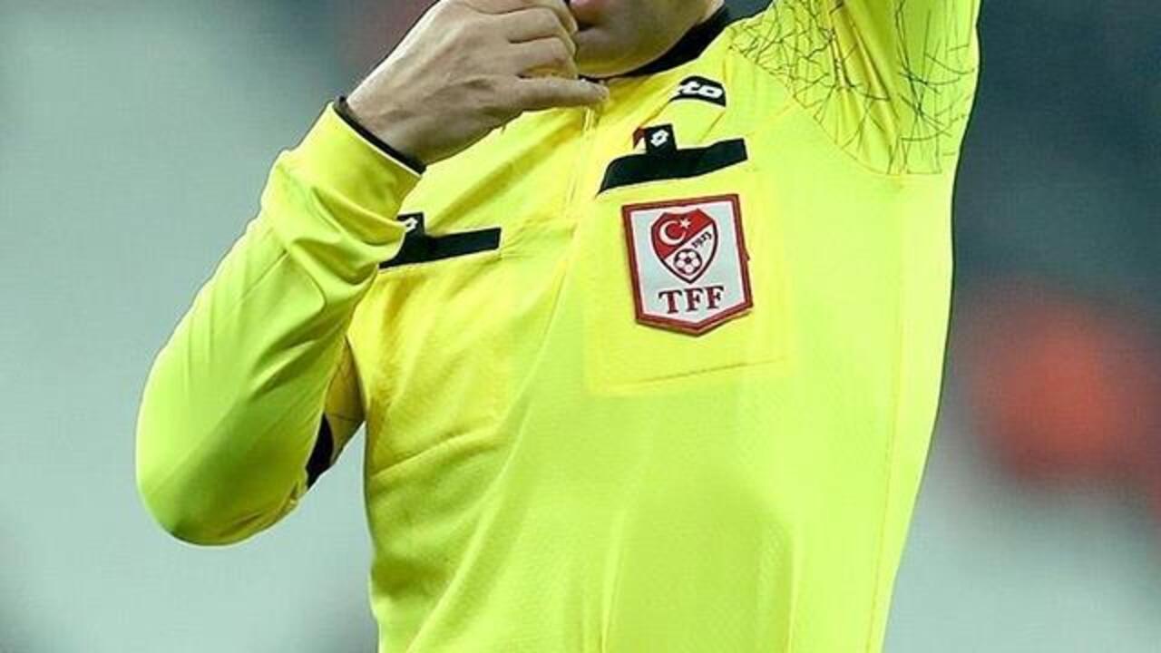 Trabzonspor Fenerbahçe maçında Ali Şansalan düdük çalacak